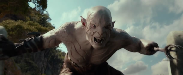 The Hobbit: The Desolation of Smaug movie trailer