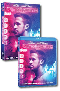 Only God Forgives on DVD Blu-ray today