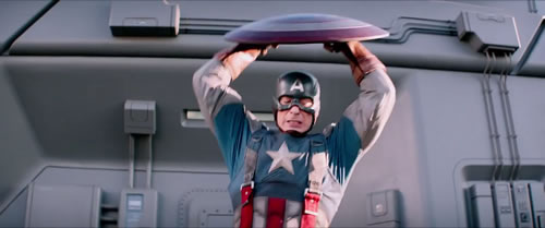 Captain America: The Winter Soldier trailer teaser