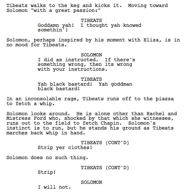 how to write a disney movie script