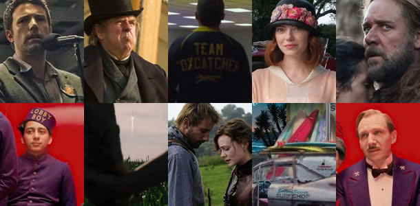 Top Ten Most Anticipated Movies of 2014