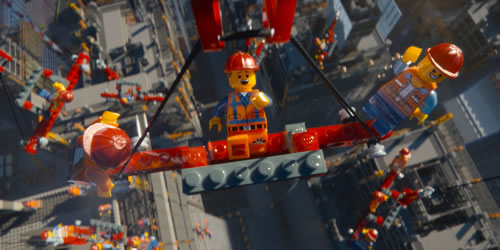 Lego movie song Everything is Awesome