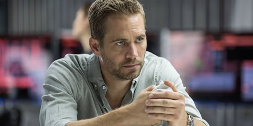 Paul Walker Fast and Furious 7 face replacement