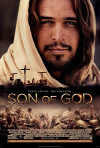 Son of God on DVD Blu-ray today