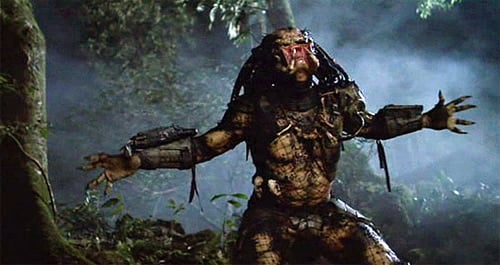 Predator sequel with Shane Black