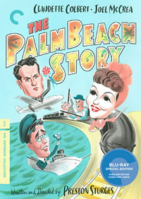 'The Palm Beach Story' (Criterion Collection) Blu-ray Review