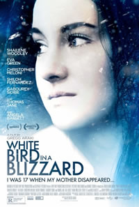 White Bird in a Blizzard on DVD Blu-ray today