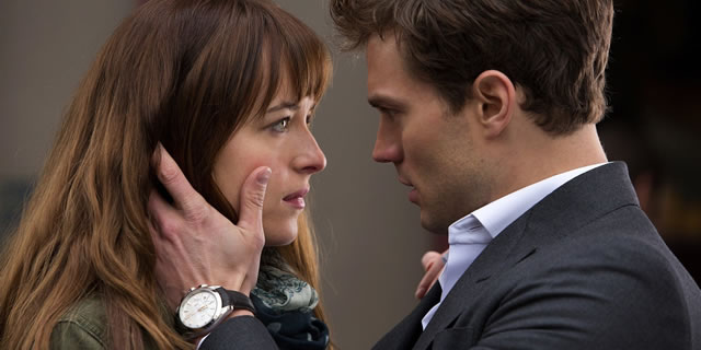 Fifty Shades of Grey stars looking for a raise