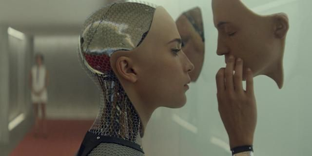 Ex Machina movie review