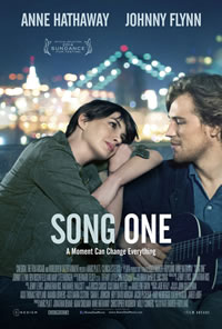 Song One on DVD Blu-ray today