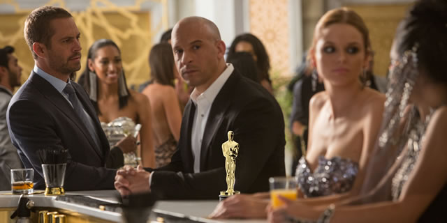 Furious 7 Best Picture Oscar