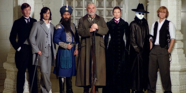 League of Extraordinary Gentlemen remake