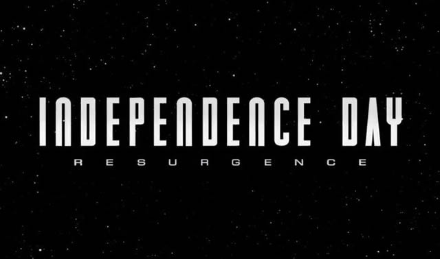 Independence Day 2 Resurgence logo