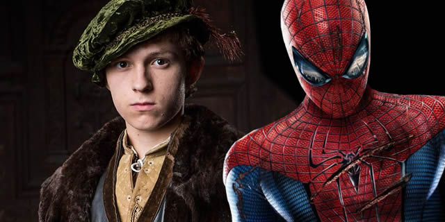 Tom Holland is the new Spider-Man