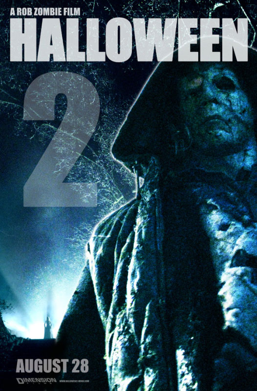 New Poster for Rob Zombie's Halloween 2 - ComingSoon.net