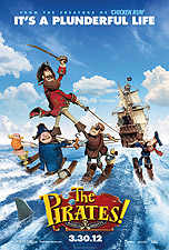 Excl Lord And Baynham On The Pirates And Arthur Christmas Comingsoon Net