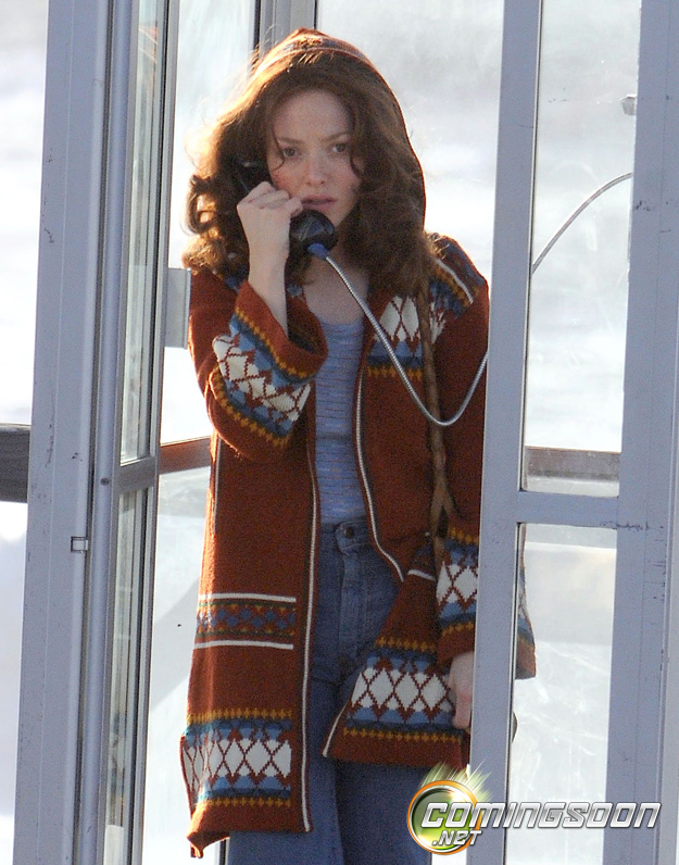 New Photos Of Amanda Seyfried As Linda Lovelace