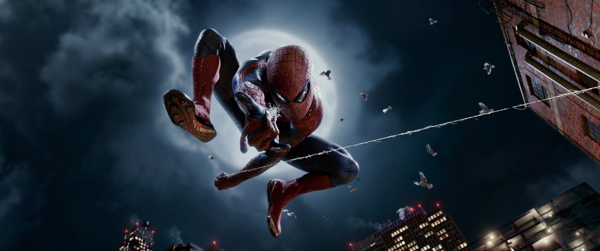 New HQ Promo Shots for The Amazing Spider-Man - ComingSoon.net Best Tobey Maguire Movies