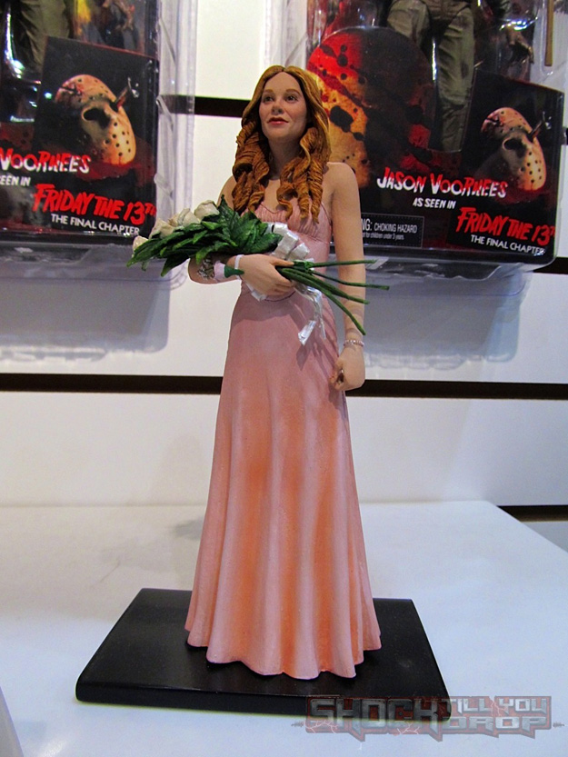 Toy Fair: A Look at NECA\'s Carrie Figures - ComingSoon.net