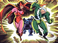 Further Signs Point to Scarlet Witch and Quicksilver in