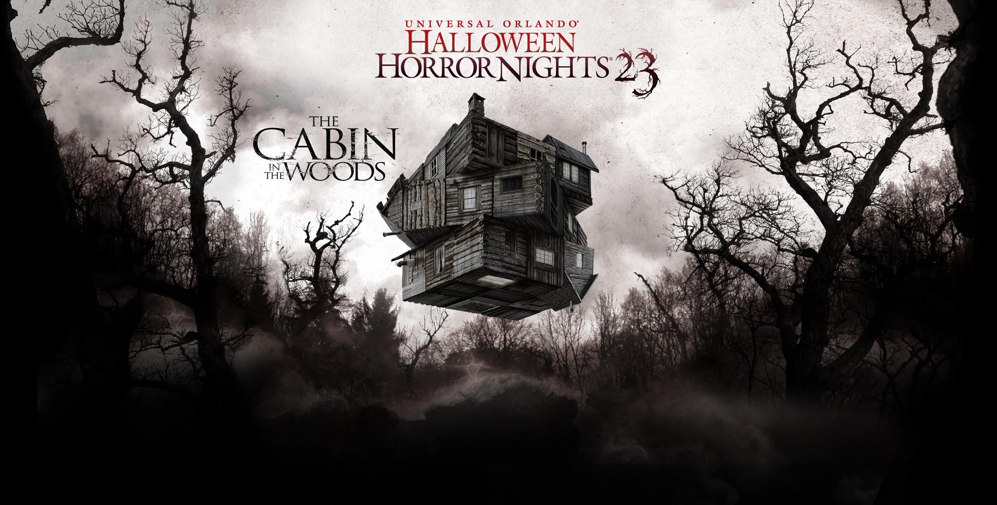 The Cabin In The Woods Coming To Halloween Horror Nights