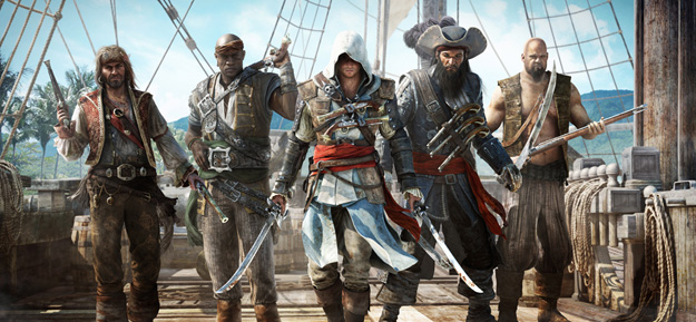 Watch The New Tattoo Tv Spot For Assassin S Creed 4 Black Flag