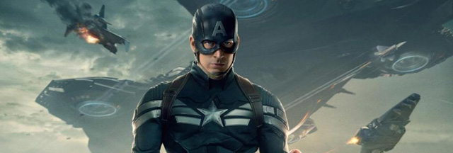 Old School Poster for Captain America: The Winter Soldier Debuts