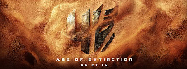 IMAX Poster for Transformers: Age of Extinction Debuts