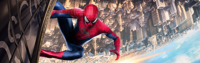 Spider-Man Goes Free Falling in Latest Clip from The Amazing Spider-Man 2