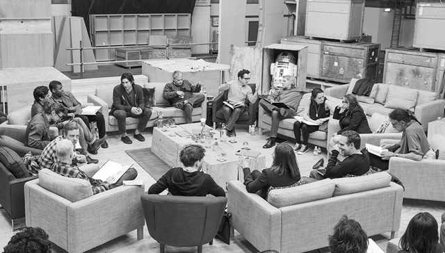 Meet the Cast of Star Wars: Episode VII
