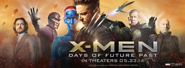 X-Men: Days of Future Past on Track for $125 Million Opening