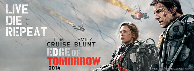 Live, Die, Repeat in the First Edge of Tomorrow TV Spot