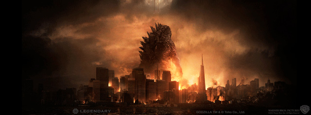 Check Out Alternate Concept Designs for the New Godzilla!