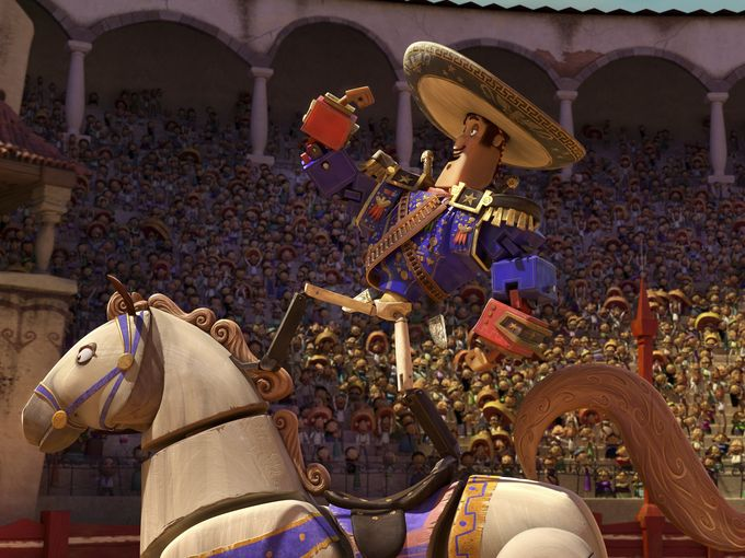 New Images From The Animated The Book Of Life Comingsoon Net