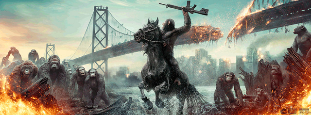 New Clip from Dawn of the Planet of the Apes Debuts
