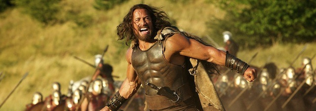 New TV Spot for Hercules, Starring Dwayne Johnson, Debuts