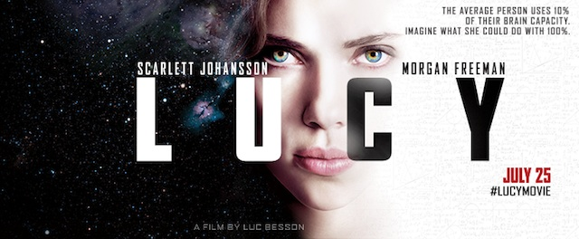 Go Behind-the-Scenes of Lucy in New Featurette