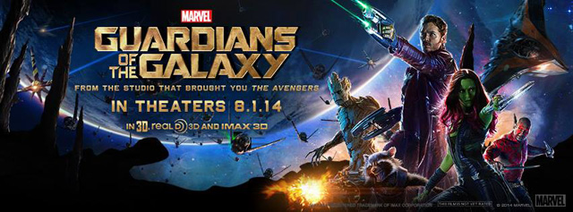 Go Behind-the-Scenes of Guardians of the Galaxy in New IMAX Featurette