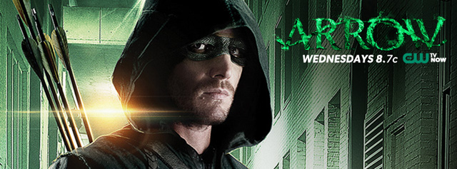 Comic-Con: Arrow Season Three Trailer Reveals Villain Ra's al Ghul! New Contantine, The Flash, and Gotham Videos Debut