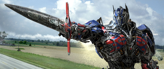 Transformers: Age of Extinction Debuting on DVD and Blu-ray September 30