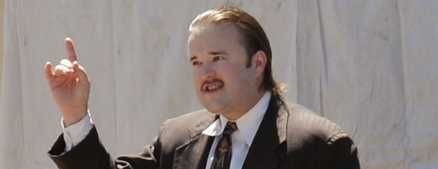 haley joel osment is a nazi politician in new yoga hosers