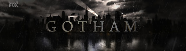 Watch the 3D Trailer for Gotham, Premiering on September 22