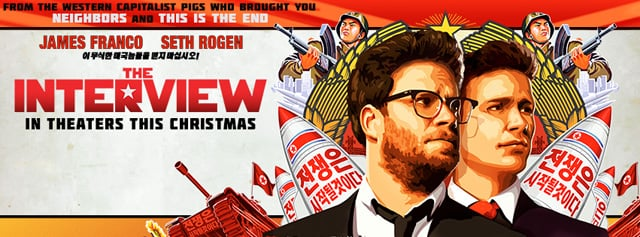 The Interview In Franco & Rogen We Trust