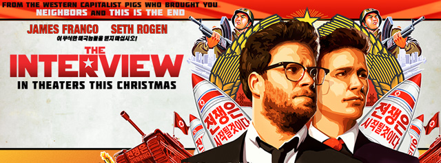 The Interview In Franco and Rogen we Trust