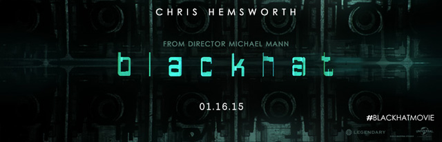 blackhat featurette on director Michael Mann