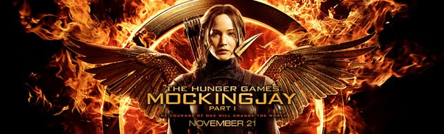 The hunger Games 3: mockingjay