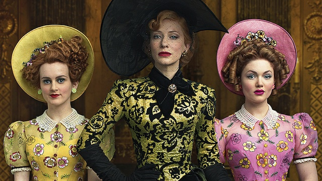 Cinderella's Newest Poster Introduces Cate Blanchett's Wicked Stepmother - ComingSoon.net