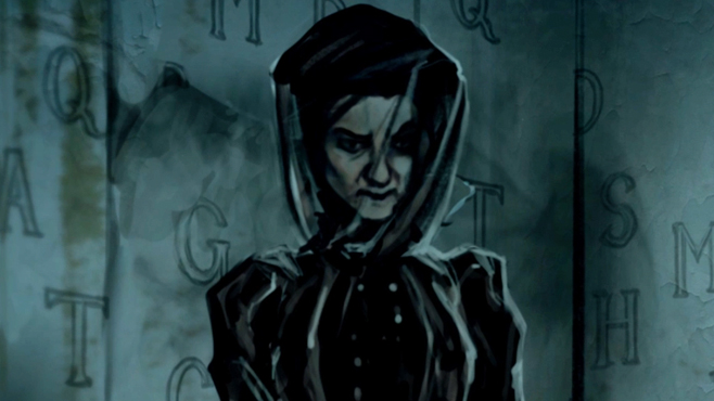 Woman in Black 2: Angel of Death Motion Comic
