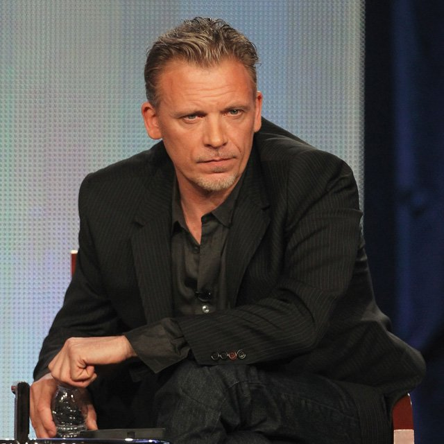 Callum Keith Rennie as Ray Steele in Fifty Shades of Grey