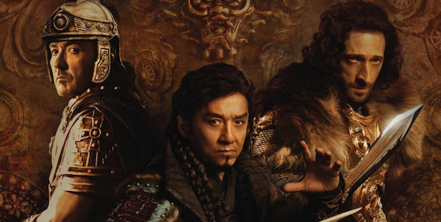 New Trailer for Dragon Blade, Starring Jackie Chan and John Cusack